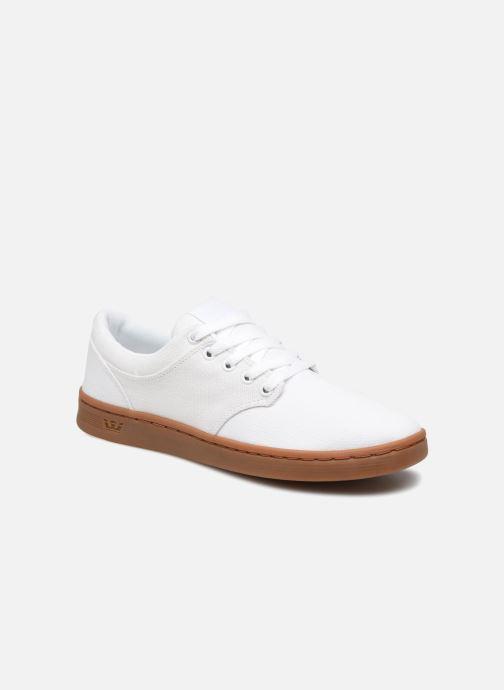 Zapatillas de deporte Supra Chino Court Blanco vista de detalle / par