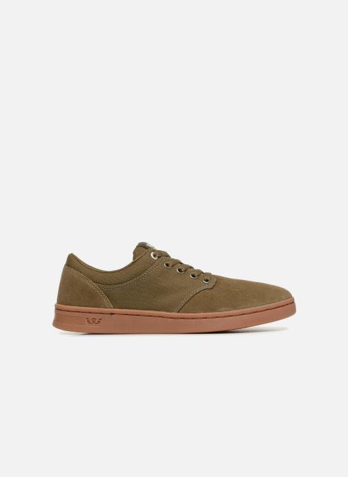 Chaussures de sport Supra Chino Court Vert vue derrière