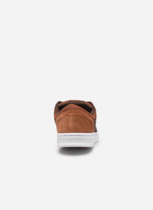 Zapatillas de deporte Supra Chino Court Marrón vista lateral derecha