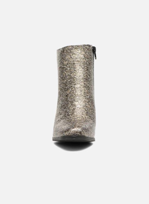 Stiefeletten & Boots Vero Moda Tulle boot mehrfarbig schuhe getragen