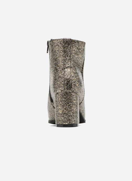 Ankle boots Vero Moda Tulle boot Multicolor view from the right