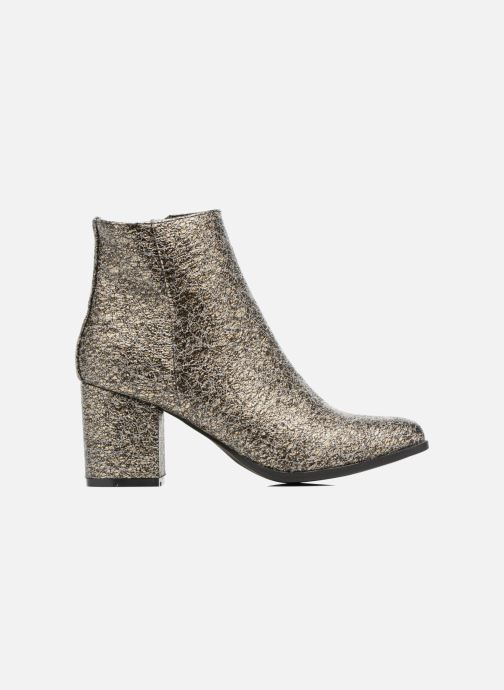 Ankle boots Vero Moda Tulle boot Multicolor back view