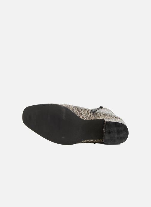 Stiefeletten & Boots Vero Moda Tulle boot mehrfarbig ansicht von oben