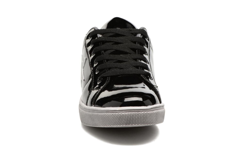 Baskets Vero Moda Star Sneaker Noir vue portées chaussures