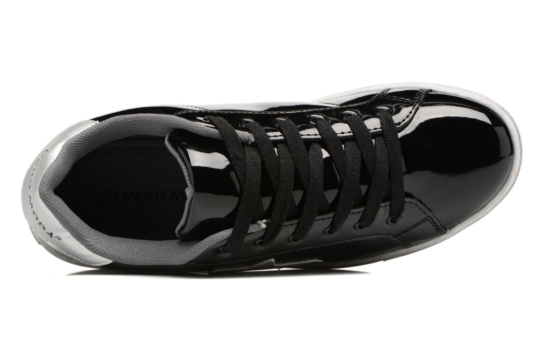 Baskets Vero Moda Star Sneaker Noir vue gauche