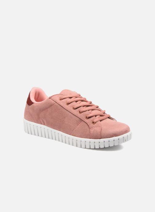 Deportivas Vero Moda Sally Sneaker Rosa vista de detalle / par