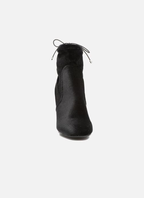 Bottines et boots Vero Moda Lela boot Noir vue portées chaussures
