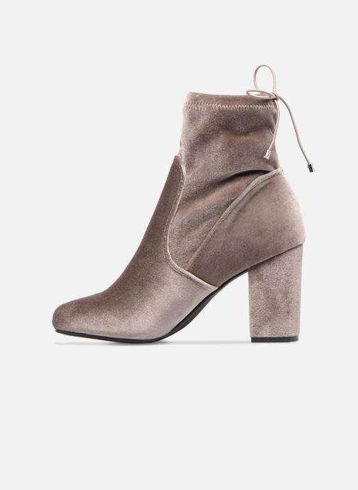 Bottines et boots Vero Moda Lela boot Gris vue face