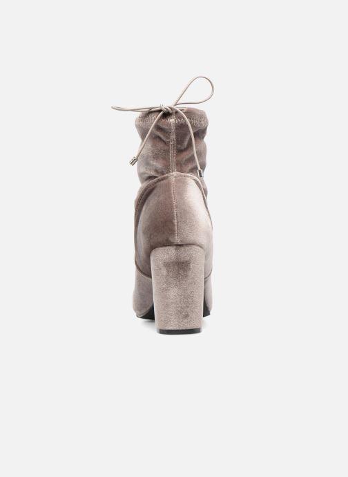 Bottines et boots Vero Moda Lela boot Gris vue droite