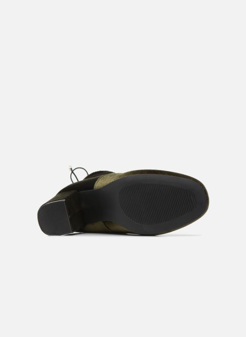 Ankle boots Vero Moda Lela boot Green view from above