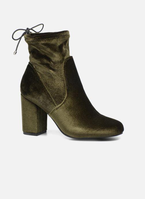 Bottines et boots Vero Moda Lela boot Vert vue détail/paire