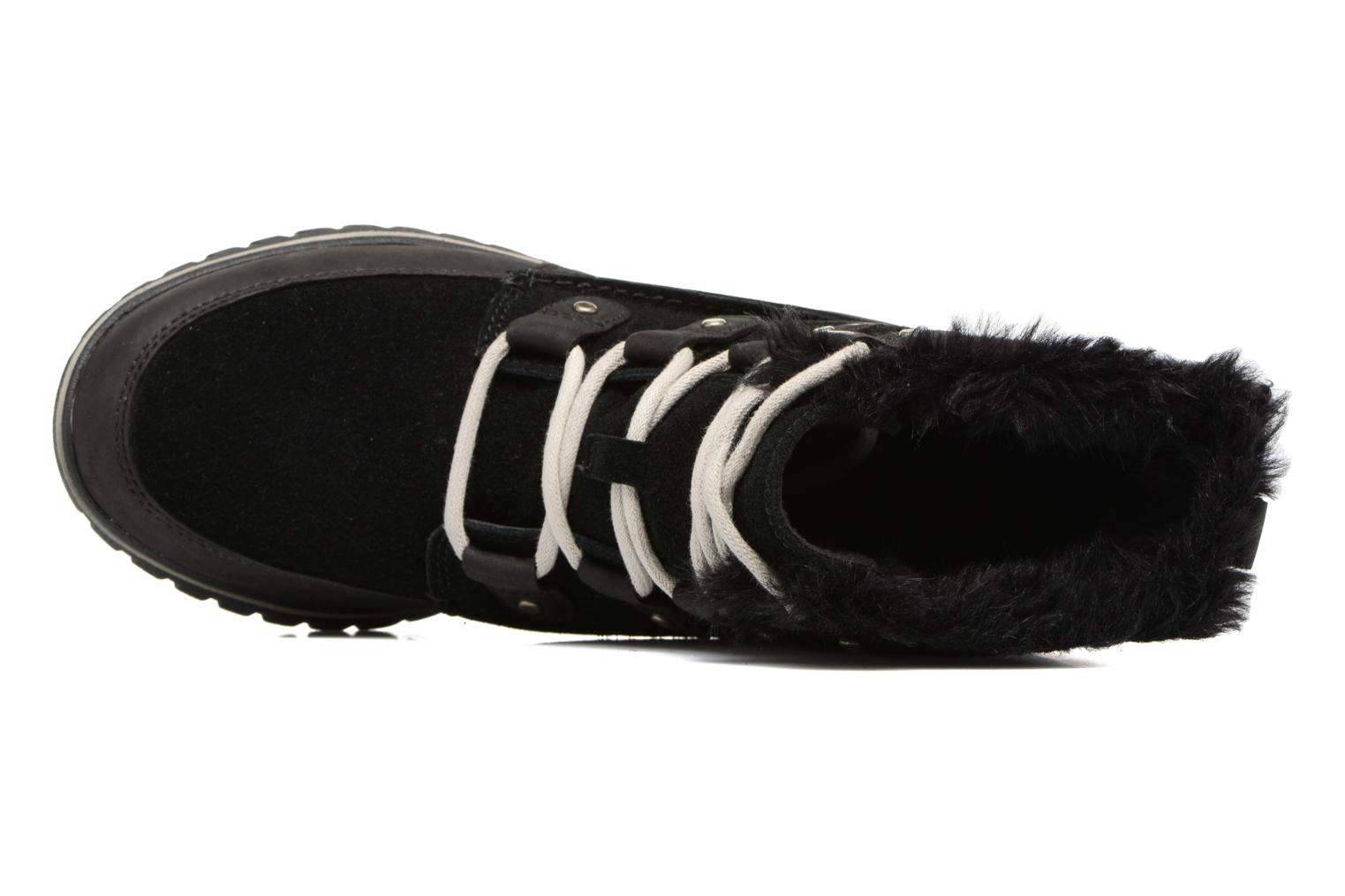 Sport shoes Sorel Cozy Joan Black view from the left