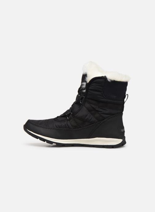 Zapatillas de deporte Sorel Whitney Short Lace Negro vista de frente