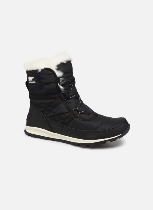 Chaussures de sport Sorel Whitney Short Lace Noir vue détail/paire