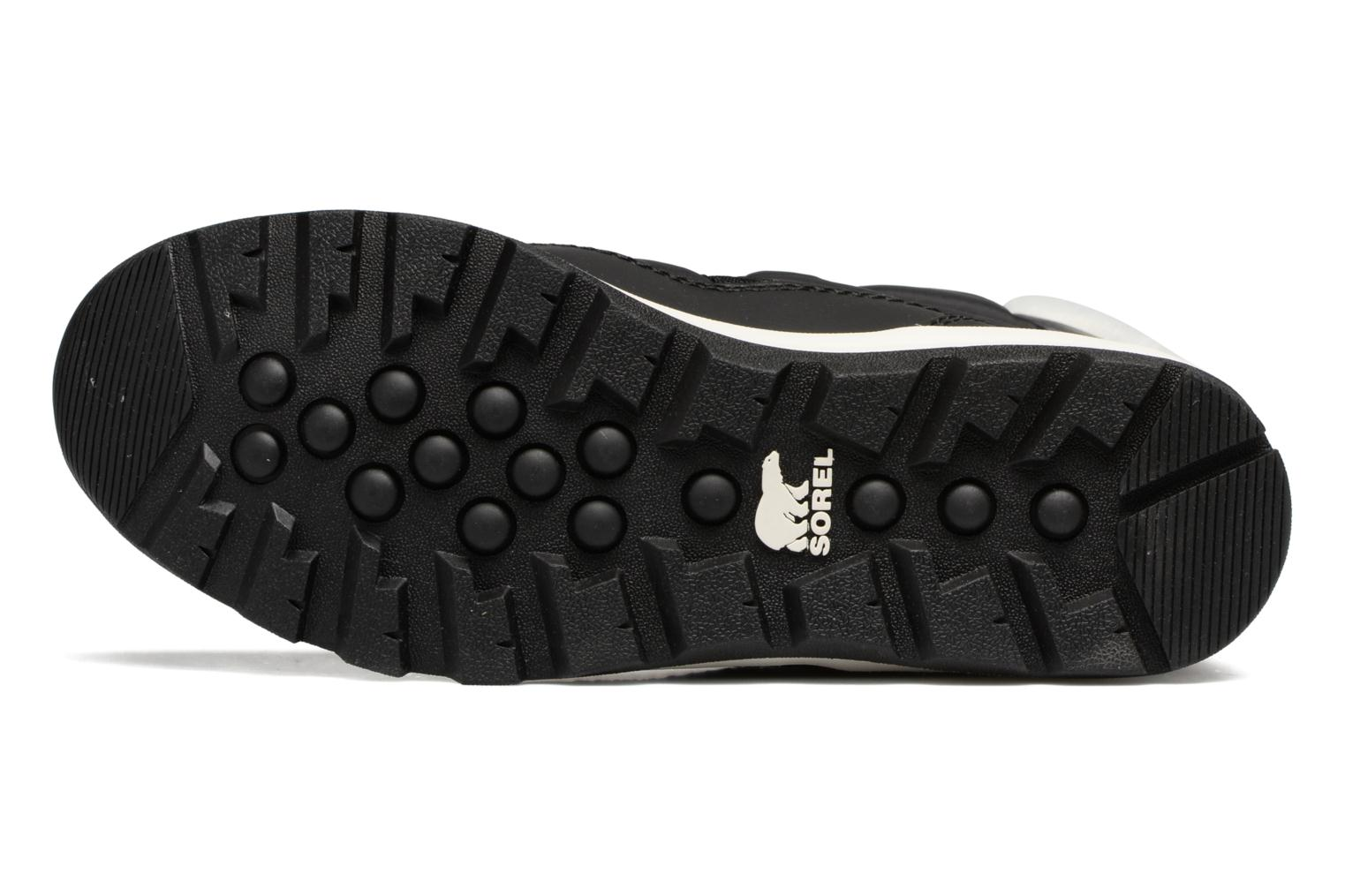 Sport shoes Sorel Whitney Short Lace Black view from above