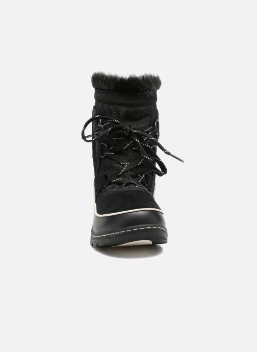 Chaussures de sport Sorel Torino Noir vue portées chaussures