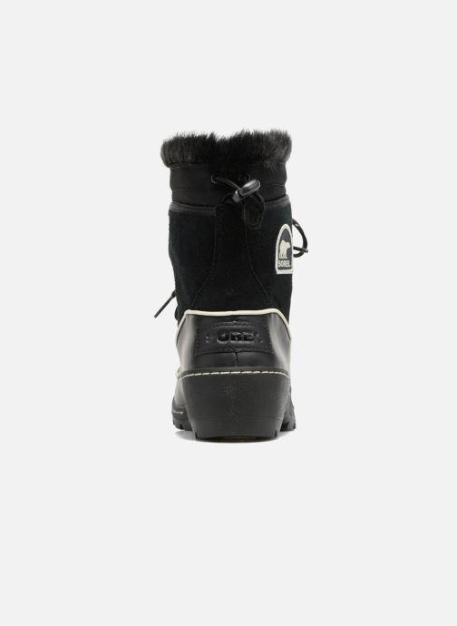 Zapatillas de deporte Sorel Torino Negro vista lateral derecha