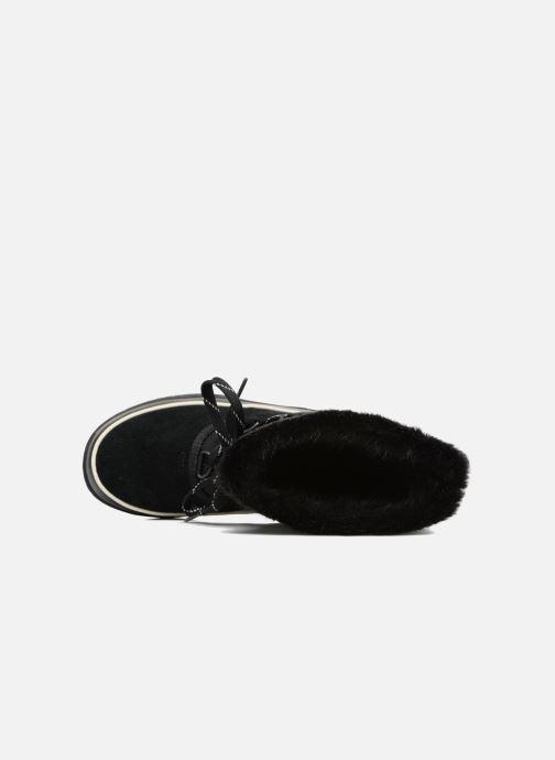 Zapatillas de deporte Sorel Torino Negro vista lateral izquierda