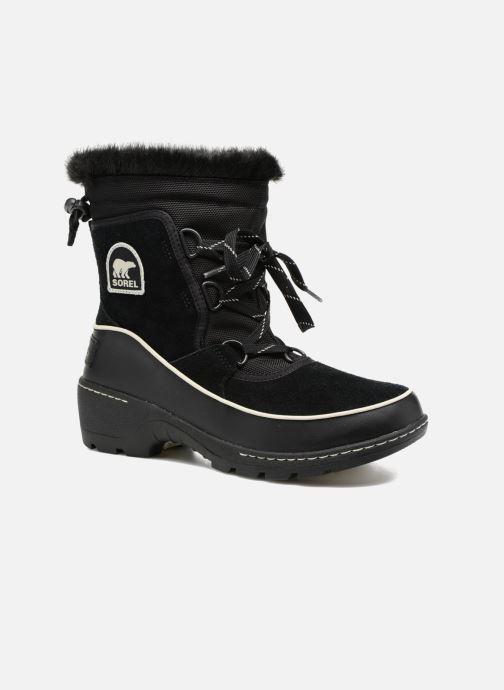 Chaussures de sport Sorel Torino Noir vue détail/paire