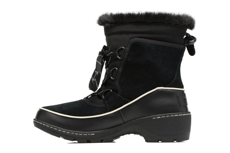 Sport shoes Sorel Torino Black front view