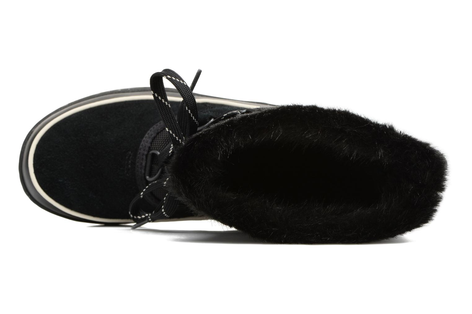 Sport shoes Sorel Torino Black view from the left