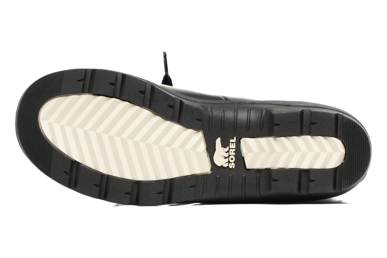 Sport shoes Sorel Torino Black view from above