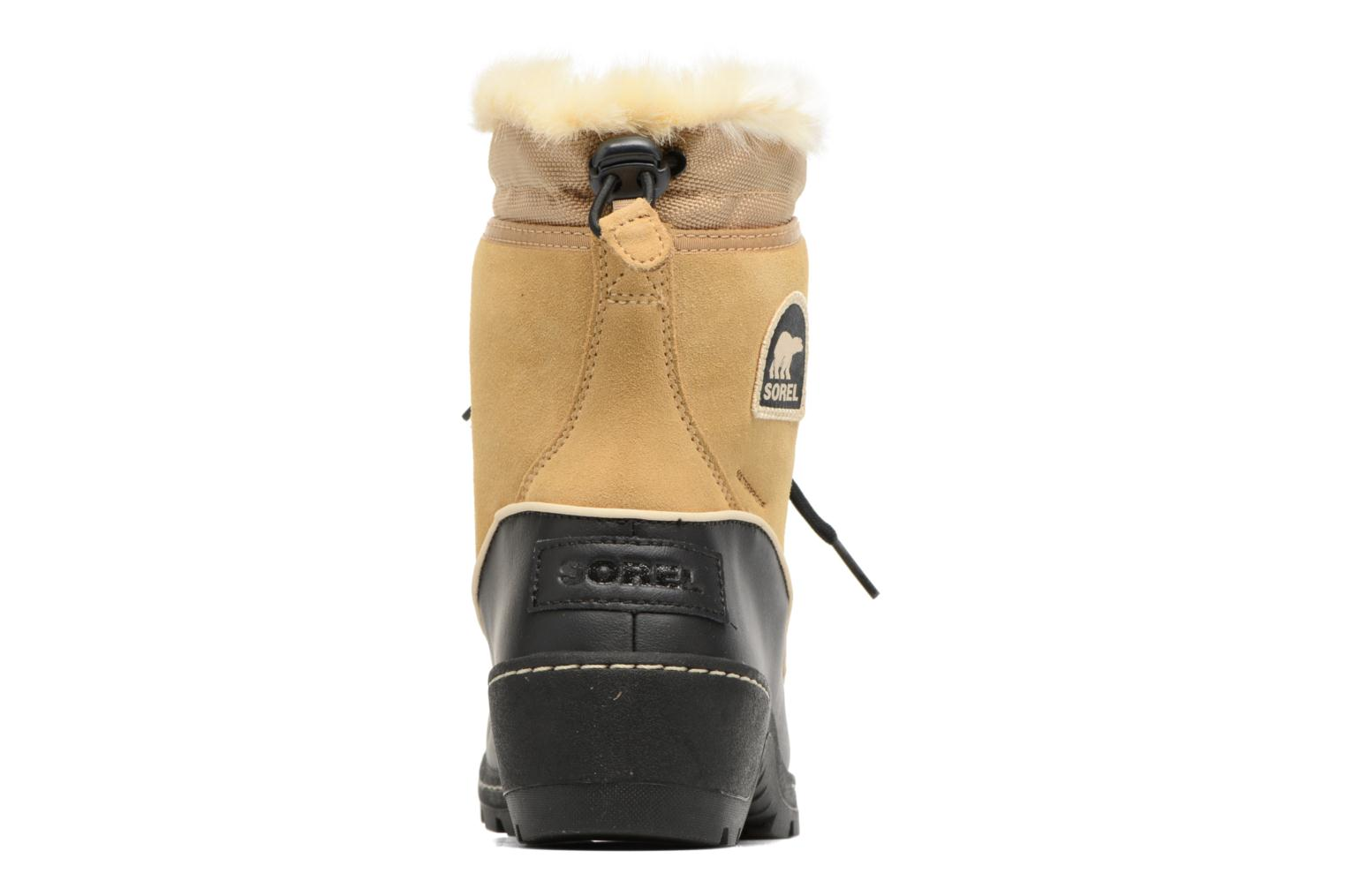 Sport shoes Sorel Torino Beige view from the right