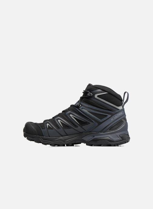 Salomon X Ultra 3 Mid Gtx (Noir) Chaussures de sport chez