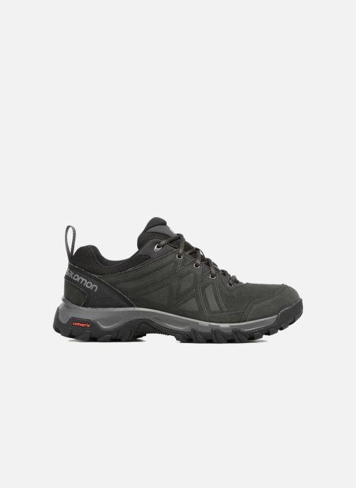 Chaussures de sport Salomon Evasion 2 Ltr Noir vue derrière