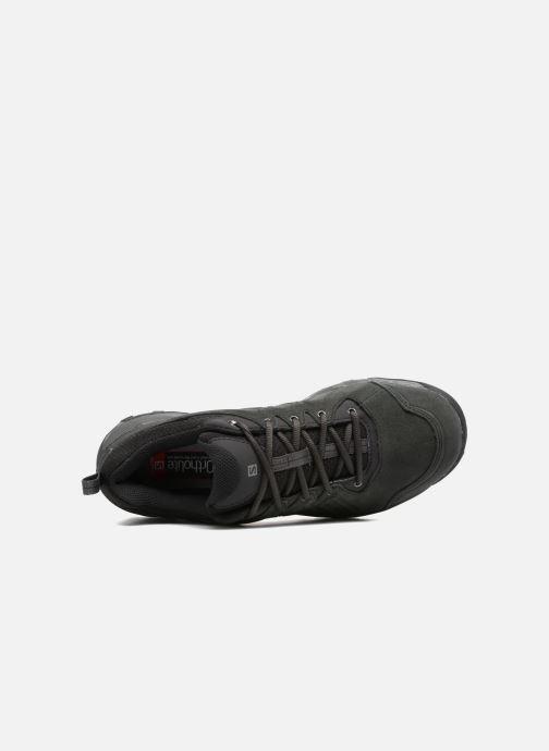 Chaussures de sport Salomon Evasion 2 Ltr Noir vue gauche