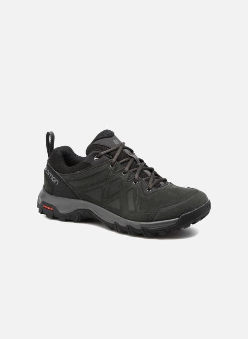 Chaussures de sport Salomon Evasion 2 Ltr Noir vue détail/paire