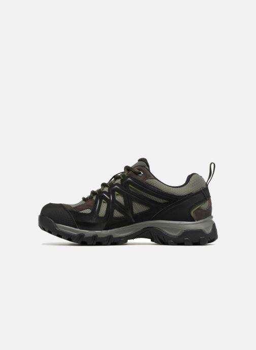 Chaussures de sport Salomon Evasion 2 Gtx Gris vue face
