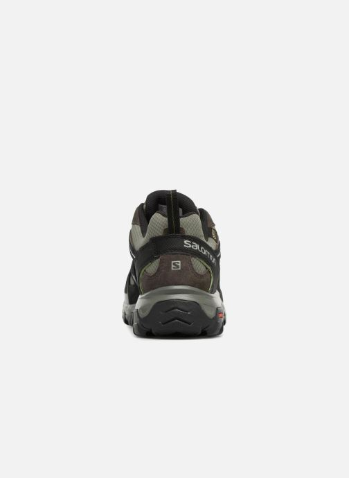 Chaussures de sport Salomon Evasion 2 Gtx Gris vue droite