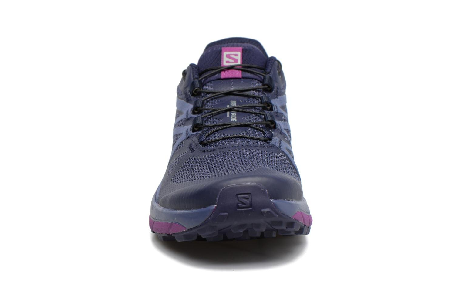Sportschoenen Salomon Sense Ride W Blauw model