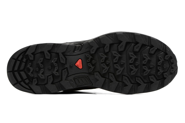 Chaussures de sport Salomon X Ultra 3 Gtx W Noir vue haut
