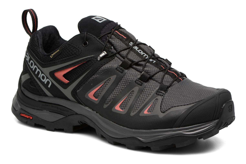 Chaussures de sport Salomon X Ultra 3 Gtx W Noir vue détail/paire