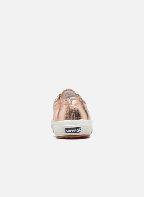 Sneaker Superga 2750 Cotmetu gold/bronze ansicht von rechts