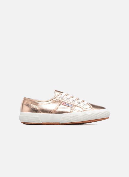Sneaker Superga 2750 Cotmetu gold/bronze ansicht von hinten