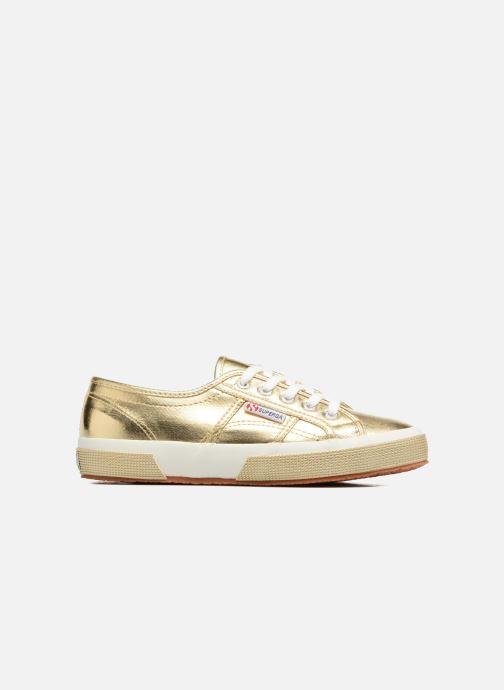 Sneakers Superga 2750 Cotmetu Goud en brons achterkant