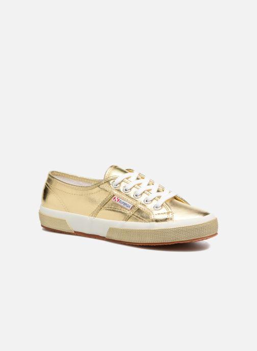 Sneakers Superga 2750 Cotmetu Goud en brons detail
