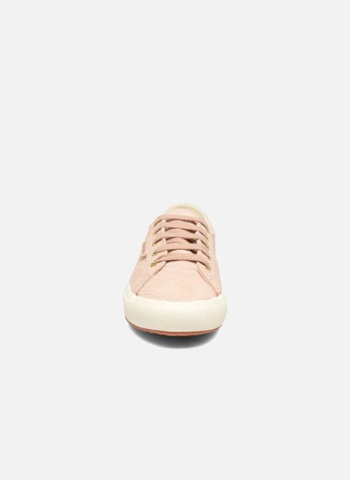 Trainers Superga 2750 Anaconda W Pink model view