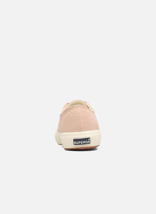 Trainers Superga 2750 Anaconda W Pink view from the right