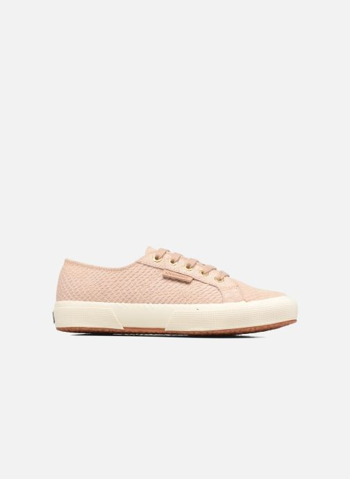 Sneakers Superga 2750 Anaconda W Roze achterkant