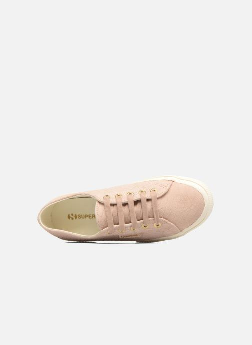 Sneakers Superga 2750 Anaconda W Roze links
