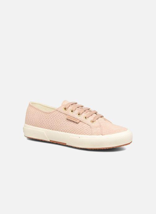Sneakers Superga 2750 Anaconda W Roze detail