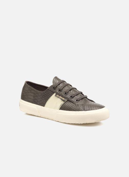 Sneakers Superga 2750 Snake W Marrone vedi dettaglio/paio