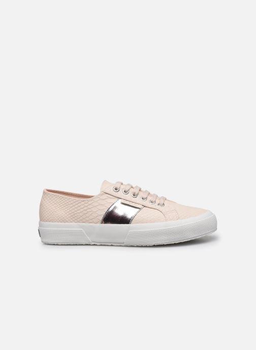 Sneakers Superga 2750 Snake W Roze achterkant
