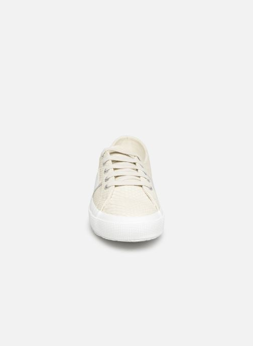 Sneakers Superga 2750 Snake W Beige model