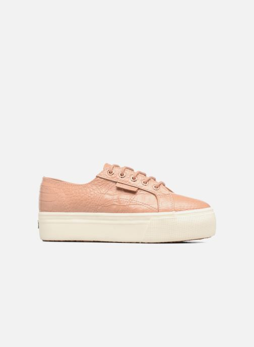 Sneakers Superga 2790 FGLWembcocco W Rosa immagine posteriore