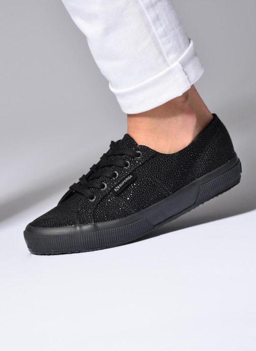 Sneakers Superga 2750 Synrazza W Zwart onder